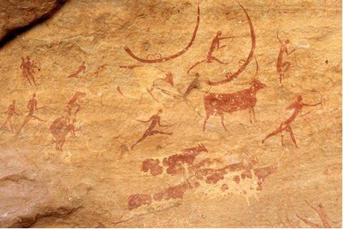 阿尔及利亚 塔西利洞窟.jpg